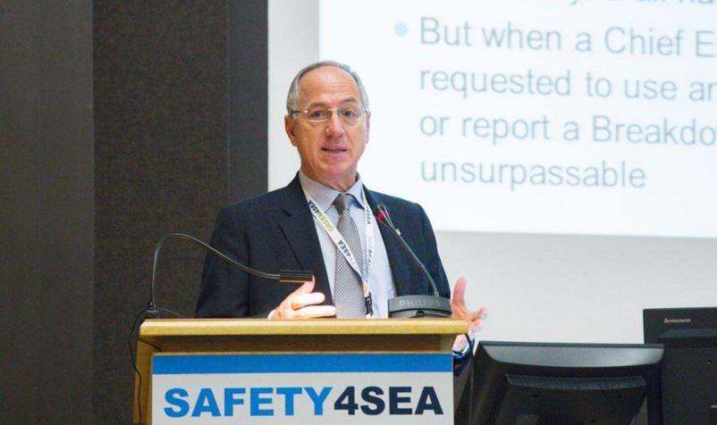 Presentation at Safety4Sea Forum