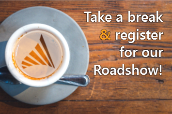Haven't registered for our London or Amsterdam Roadshow yet?